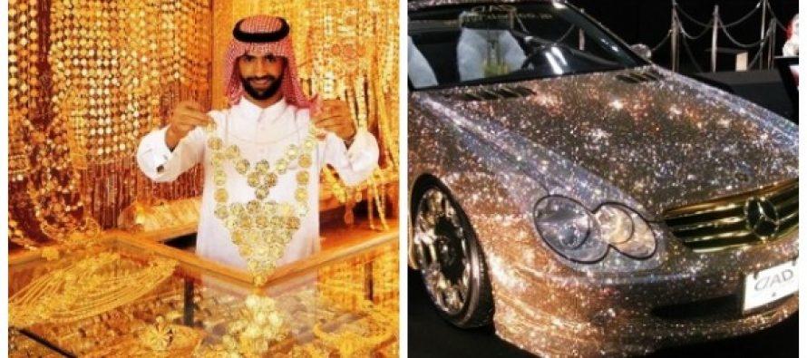 15 Πράγματα που αποδεικνύουν ότι το Ντουμπάι παρά έχει χρήματα!