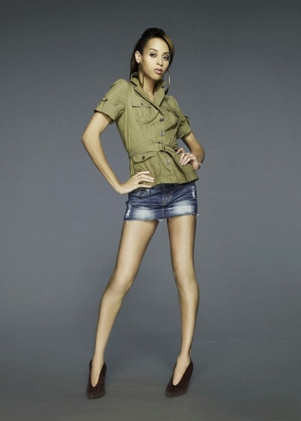 Isis King antras
