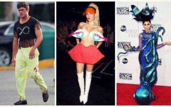 10+1 Φορές που οι celebrities ξεπέρασαν τα όρια της μόδας!