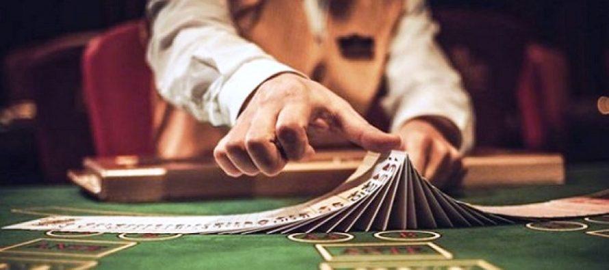 Πως να μετράς τα φύλλα στο Blackjack!
