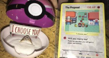 """22 Προτάσεις γάμου που θα σε έκαναν να πεις """"I do""""!"""