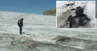 Ζευγάρι που αγνοούνταν για 75 χρόνια βρέθηκε στις Άλπεις!