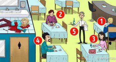 12 Δύσκολοι γρίφοι για δυνατούς λύτες!
