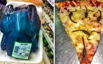 11 Ανατριχιαστικές εικόνες που θα σε κάνουν να πεις WTF!