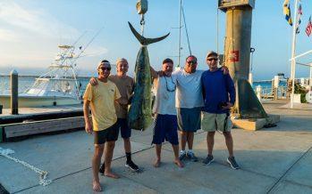 15χρονος έπιασε 30 κιλά ψάρι Μάχι Μάχι!