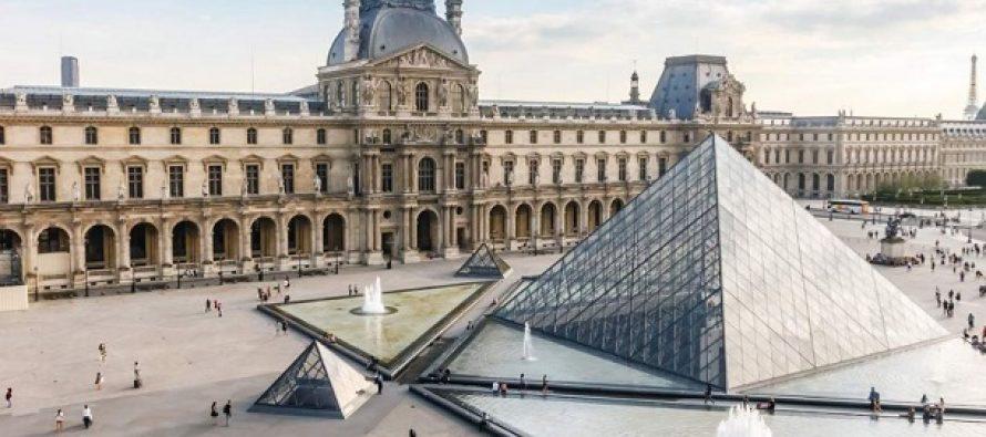 10 Μουσεία με την μεγαλύτερη επισκεψιμότητα στην Ευρώπη!