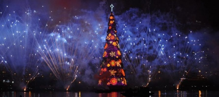 5 Χριστουγεννιάτικα δέντρα που μπήκαν στο Βιβλίο Γκίνες!