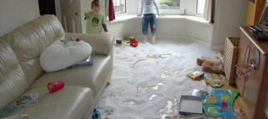 18 Παιδιά που γεννήθηκαν για την καταστροφή!
