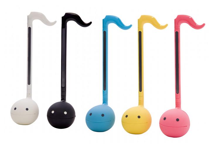 Το πιο περίεργο και εκνευριστικό μουσικό όργανο                                           στο κόσμο ονομάζεται Otamatone... Οποιοδήποτε ήχο και να έχεις ακούσει να βγαίνει απο οποιοδήποτε μουσικό όργανο, μπροστά σε αυτό δεν είναι τίποτα.  Ακόμα και βουβουζέλα, έχει μια πολύ γλυκιά μελωδία μπροστά του. Αυτό λοιπόν το εκνευριστικό μουσικό όργανο είναι ιδανικό για να σπάσεις τα νεύρα οποιουδήποτε ανθρώπου βάζοντας μάλιστα και στοίχημα. Δυστυχώς δεν γνωρίζουμε που μπορείς να το προμηθευτείς γιατί ξέρουμε ότι μόλις σου βάλαμε ιδέες...  Όπως θα δεις και στην εικόνα παρακάτω βγαίνει και σε διάφορα χρώματα.Μην σε ξεγελάει όμως η παιχνιδιάρικη όψη φατσούλας που έχει.... δεν θα ήθελες να το έχεις να παίζει στα αυτιά σου...  Δες εικόνα και βίντεο....