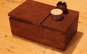 Ένα πραγματικά άχρηστο κερί χωρίς λόγο ύπαρξης!