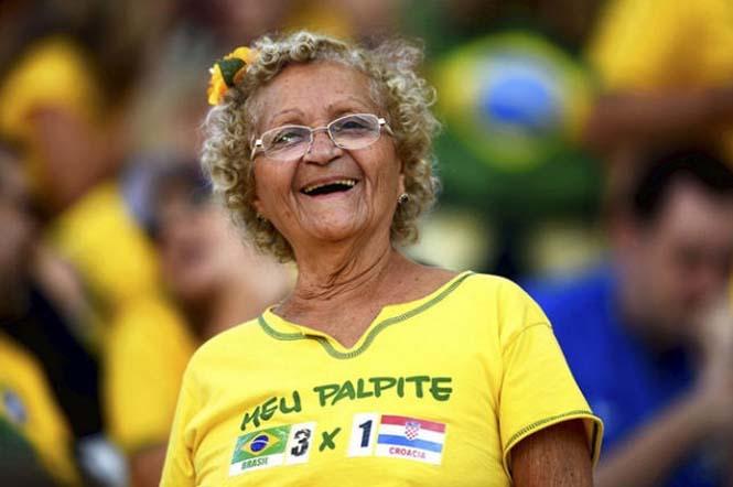 οπαδοί του Mundial