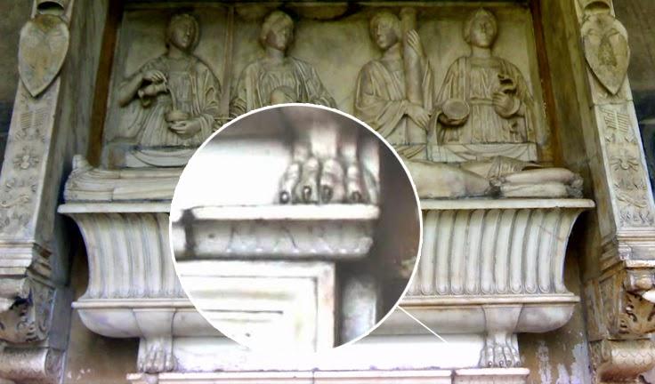 τάφος του Κόμη Δράκουλα