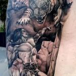 τατουάζ μανίκι Τα τατουάζ διαφόρων ειδών και σχεδίων αποτελούν τη μόδα της εποχής.Ένα τατουάζ μανίκι συνίσταται συνήθως αν έχεις ήδη εξοικειωθεί με την ιδέα του tattoo στο σώμα σου γιατί όπως καταλαβαίνεις μιλάμε για μεγάλα σχέδια αλλά φαντάζομαι αυτό το ξέρεις ήδη... Κυρίως άντρες αλλά και γυναίκες όλων των ηλικιών στολίζουν τα χέρια τους με την τέχνη του τατουάζ