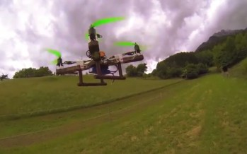 Από τι μπορεί να είναι φτιαγμένο αυτό το τηλεκατευθυνόμενο ελικόπτερο;