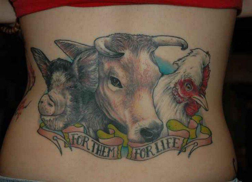 12 Περίεργα tattoo για χορτοφάγους aggouria.net (10)