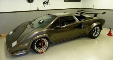 Αυτή η Lamborghini φτιάχτηκε σε ένα υπόγειο!