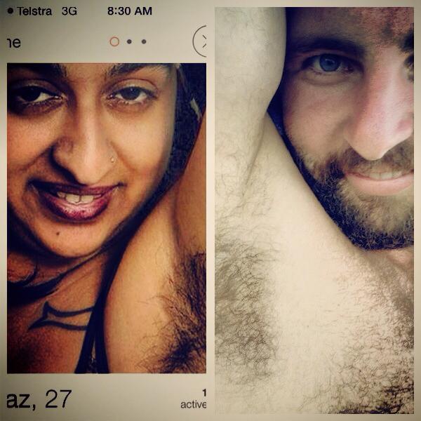 Ένας 25χρονος αναπαριστά φωτογραφίες γυναικών από τα social media...