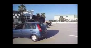 Νέα τεχνολογία παρκαρίσματος από την Κρήτη!!