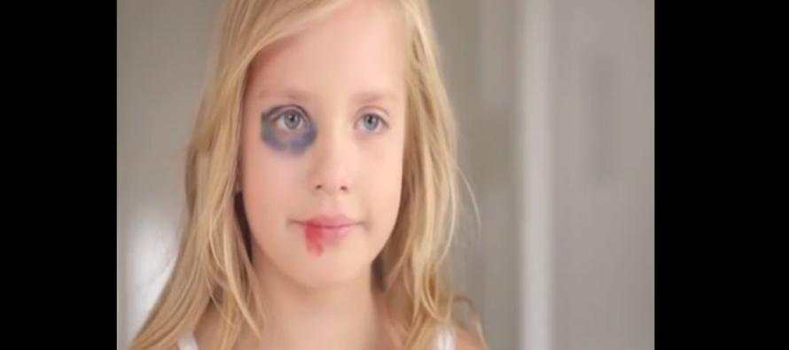 Ένα συγκλονιστικό βίντεο κατά της ενδοοικογενειακής βίας