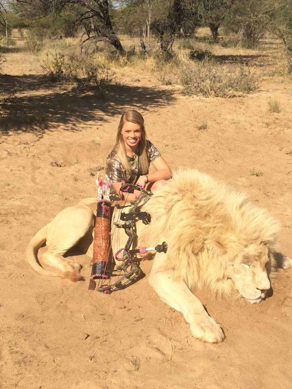 σκοτώνει άγρια ζώα