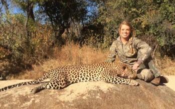 19χρονη σκοτώνει άγρια ζώα σε σαφάρι και εξαγριώνει τον κόσμο(εικόνες)