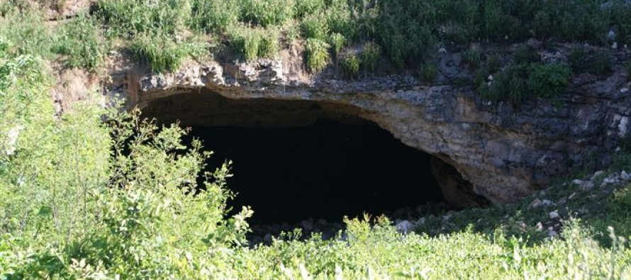 Η ανατριχιαστική σπηλιά στο Τέξας!
