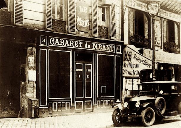 Cabaret du Néant aggouria.net