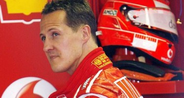 Michael Schumacher με microchip?
