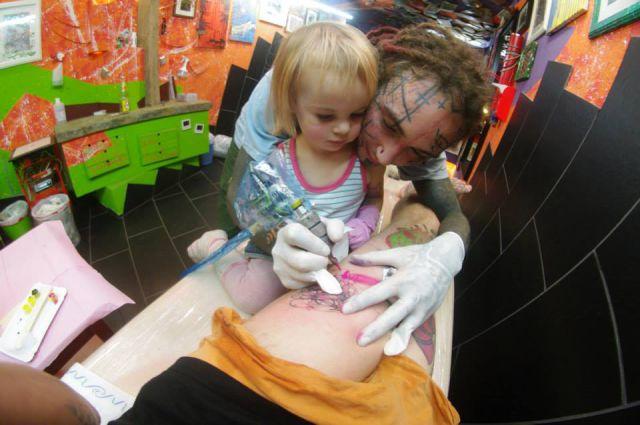tattoo artist aggouria.net