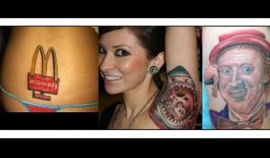 Τα 15 χειρότερα tattoos που έχουμε δει!
