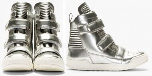 Balmain High Top & Double Strap