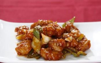 Συνταγή για γλυκόξινο χοιρινό με κινέζικο λάχανο!