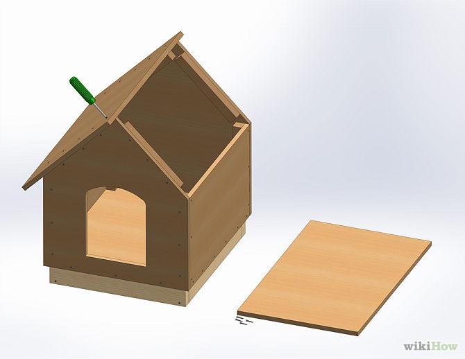 30f9d0f36f0b Και το σπιτάκι του σκύλου σου είναι έτοιμο! Πόσο απλό και εύκολο  Δες  επίσης και άλλες υπέροχες DIY ιδέες για κατασκευές!