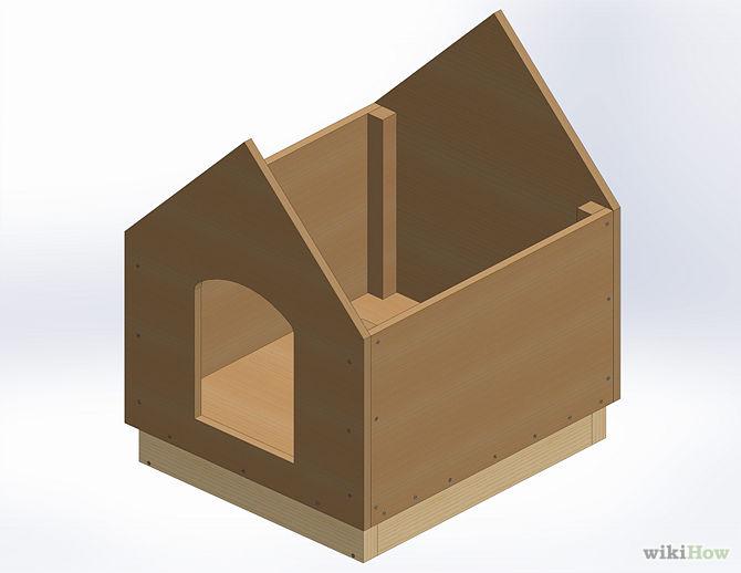 50648af64a14 DIY  Πώς να φτιάξεις εύκολα ένα σπιτάκι σκύλου!