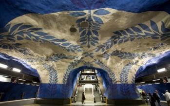 10 Μαγευτικοί σταθμοί μετρό του κόσμου (εικόνες)