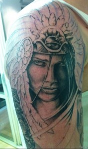 apache tattoo