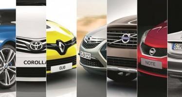 10 Καλύτερα μικρομεσαία Diesel αυτοκίνητα!