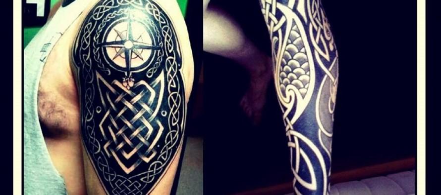 20+1 Ιδέες για κέλτικα τατουάζ σε όλο το σώμα!