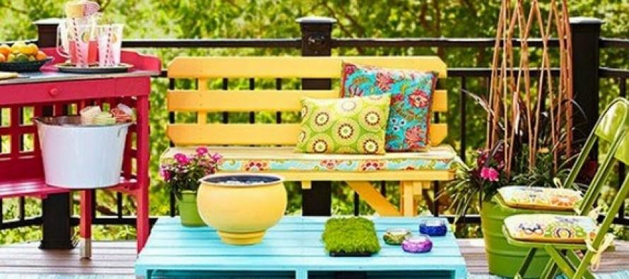 21 Ιδέες για να διακοσμήσεις ένα μικρό μπαλκόνι!
