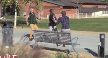 Κοινωνικό Πείραμα: Τι θα έκανες αν σου φώναζαν να σταματήσεις κάποιον;