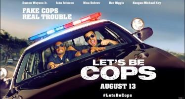 Ταινίες: Η κωμωδία της εβδομάδας «Let's Be Cops»