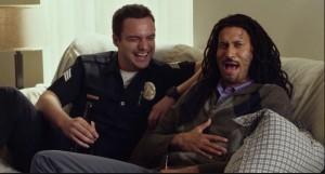let's -be cops-aggouria