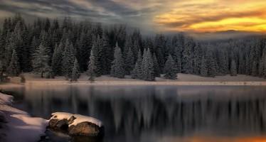 10 Όμορφες Χειμωνιάτικες φωτογραφίες με τοπία!