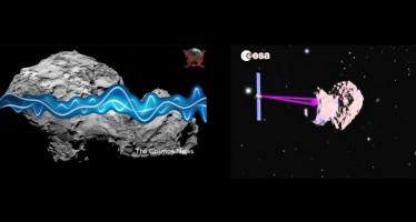 UFO ή Κομήτης ο 67P; Τι λέει μία νέα συνωμοσιολογία!