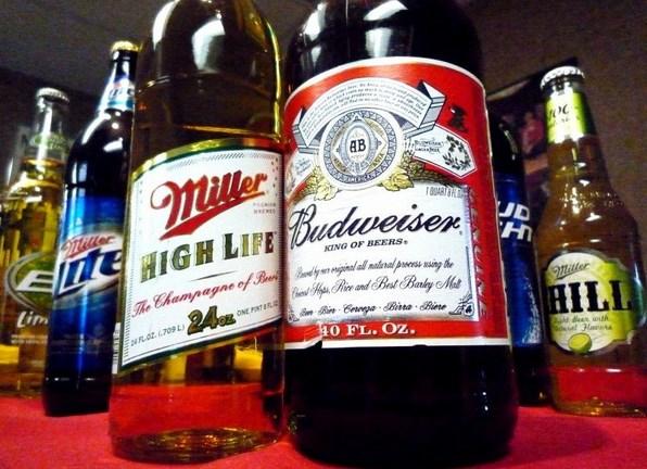 Budweiser vs Miller