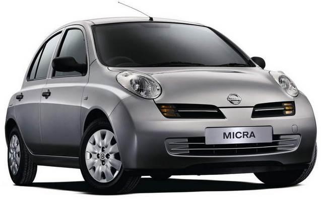 Nissan Micra aggouria.net
