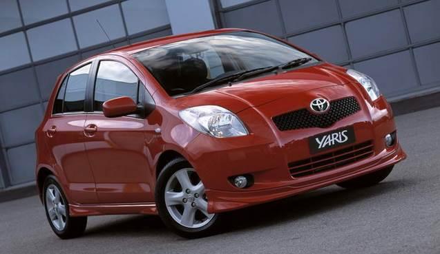 Toyota Yaris aggouria.net