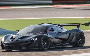 Η νέα McLaren P1 GTR έρχεται για να εντυπωσιάσει (Βίντεο)