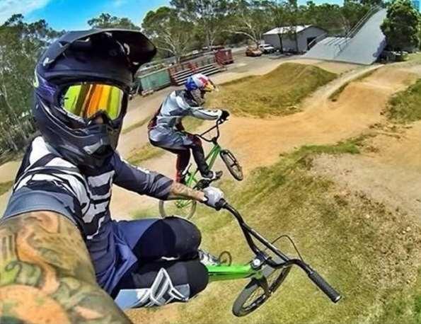 extreme sport selfies aggouria.net