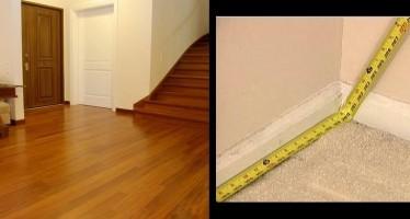 Πως να φτιάξεις μόνος σου ξύλινο πάτωμα!